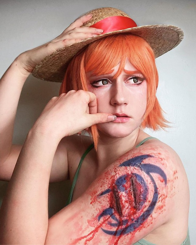 One Piece: 10 phiên bản cosplay Nami tuy nóng bỏng nhưng vẫn khiến anh em tụt cảm xúc - Ảnh 5.