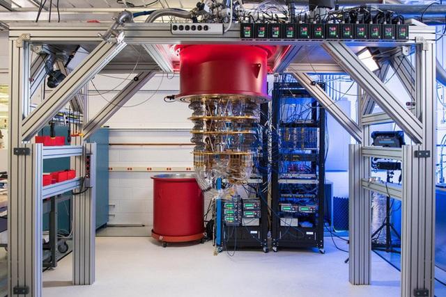 Siêu máy tính lượng tử của Google có thể đào nốt 3 triệu Bitcoin còn lại chỉ trong 2 giây? - Ảnh 2.