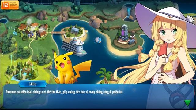 Trải nghiệm Học Viện Bảo Bối - Game đấu bài Pokemon đầy mới lạ - Ảnh 1.
