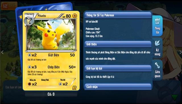 Trải nghiệm Học Viện Bảo Bối - Game đấu bài Pokemon đầy mới lạ - Ảnh 2.
