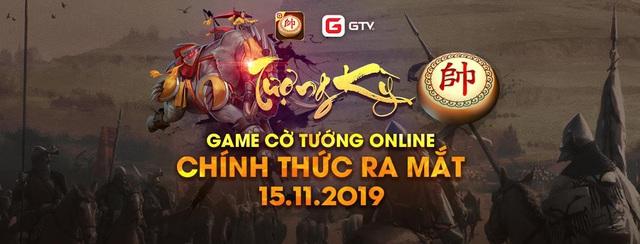 Game cớ tướng online hấp dẫn Tượng Kỳ sẽ ra mắt game thủ Việt Nam vào ngày mai - Ảnh 1.