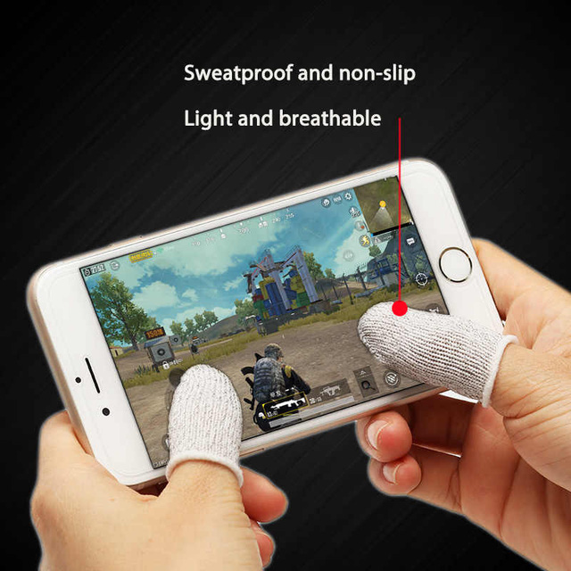 Bao ngón tay cảm ứng - Món đồ rẻ mà ngon chống mồ hôi tay tuyệt hảo cho game thủ - Ảnh 3.