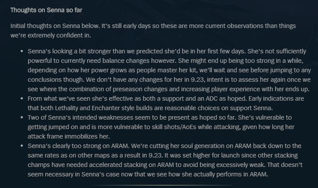Riot Games thừa nhận Senna đang quá mạnh, tiết lộ rằng Đấu Trường Chân Lý sẽ có thêm hai tướng mới - Ảnh 2.