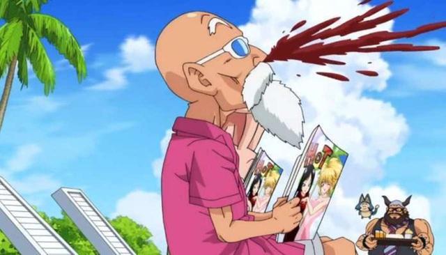 Xem Dragon Ball bao nhiêu năm trời liệu bạn đã biết về tuổi thực của Master Roshi, ông có thực sự bất tử? - Ảnh 1.