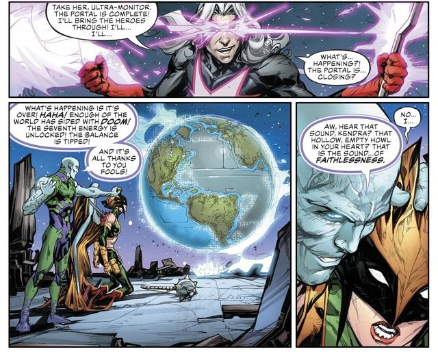 Justice League #36: Brainiac 1 Củ bị biến thành ghế ngồi, Batman lại thể hiện độ chịu chơi - Ảnh 1.