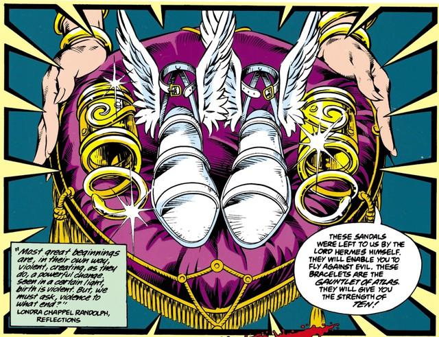 Top 5 vũ khí mạnh nhất mà Wonder Woman từng sở hữu trong truyện tranh (P.1) - Ảnh 1.