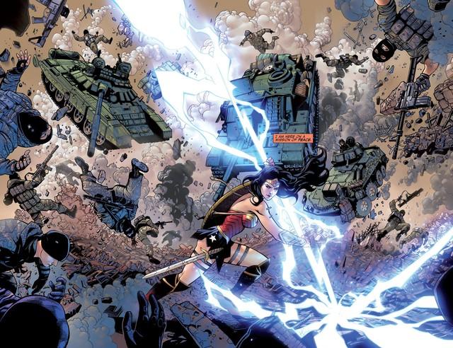 Top 5 vũ khí mạnh nhất mà Wonder Woman từng sở hữu trong truyện tranh (P.1) - Ảnh 6.