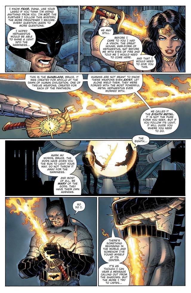 Top 5 vũ khí mạnh nhất mà Wonder Woman từng sở hữu trong truyện tranh (P.1) - Ảnh 4.