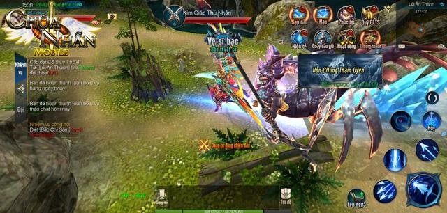 Chúa Nhẫn Mobile công bố mở cửa tại Việt Nam vào ngày mai 21/11 - Ảnh 2.