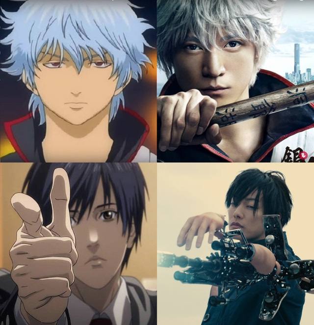 Chuyển thể anime/manga thành live action, tại sao không? - Ảnh 5.