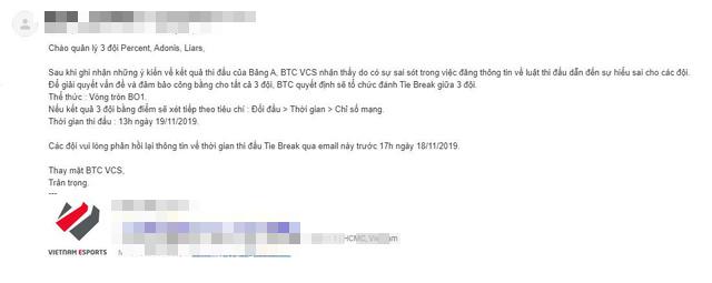 LMHT: Drama VCS - Garena lại dính phốt tự sửa luật thi đấu, làm ảnh hưởng kết quả của giải - Ảnh 5.