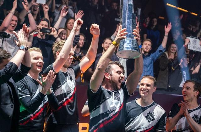 """Thua """"sấp mặt"""" ở trận chung kết, G2 vẫn đánh bại cả làng LMHT để nhận đề cử đội game xuất sắc nhất năm 2019 - Ảnh 2."""