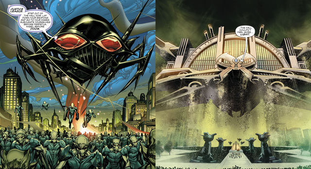 Justice League #36: Brainiac 1 Củ bị biến thành ghế ngồi, Batman lại thể hiện độ chịu chơi - Ảnh 8.