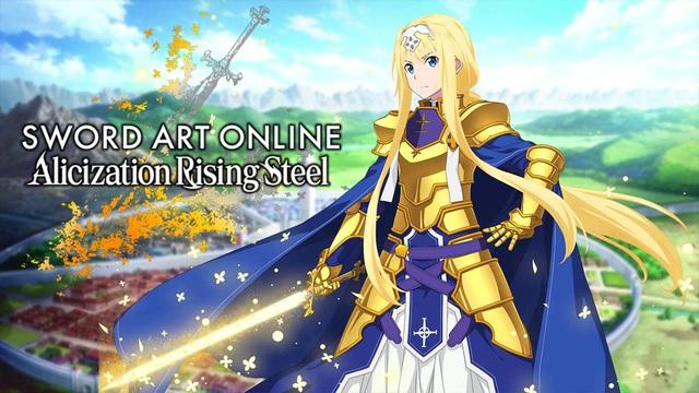 Sword Art Online xuất hiện phiên bản di động RPG cực đỉnh - Ảnh 1.