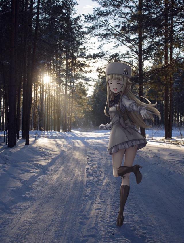 Mê mẩn khi thấy gái xinh Anime Nhật Bản bước ra đời thực quá đỗi thân thuộc - Ảnh 19.