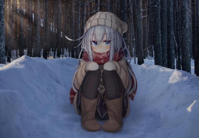 Mê mẩn khi thấy gái xinh Anime Nhật Bản bước ra đời thực quá đỗi thân thuộc - Ảnh 13.