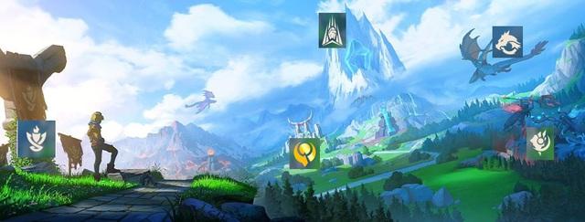 LMHT: Giải mã những biểu tượng kì lạ mà Riot Games giới thiệu trong trailer tướng mới Aphelios - Ảnh 3.