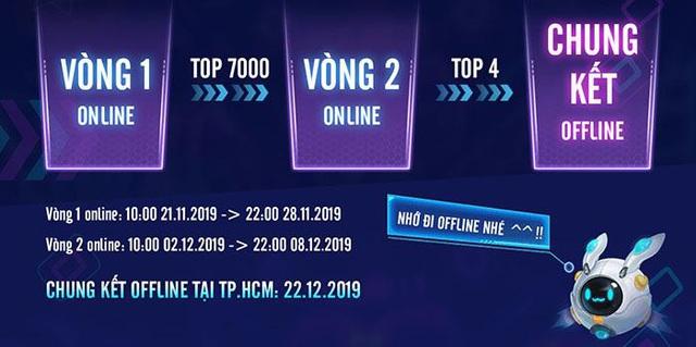 ZingSpeed Mobile tổ chức giải đấu quốc gia có tổng giải thưởng đến 500 triệu VND - Ảnh 3.