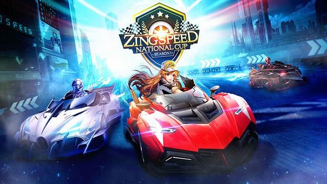 ZingSpeed Mobile tổ chức giải đấu quốc gia có tổng giải thưởng đến 500 triệu VND - Ảnh 2.