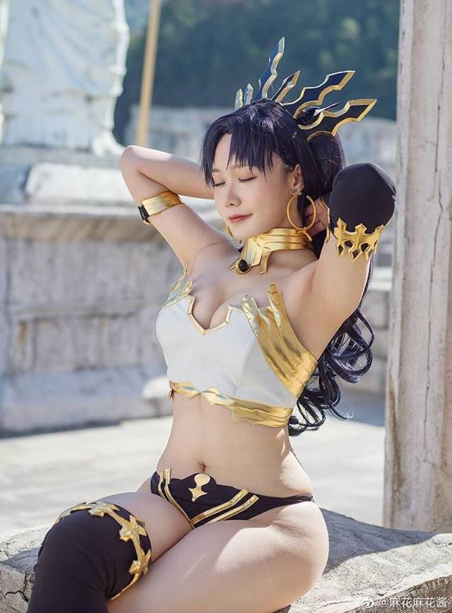 Lặng người khi ngắm nàng Rin Tohsaka trong Fate/Stay Night khoe body bốc lửa - Ảnh 8.