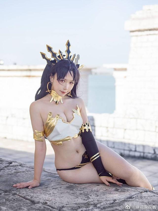 Lặng người khi ngắm nàng Rin Tohsaka trong Fate/Stay Night khoe body bốc lửa - Ảnh 6.