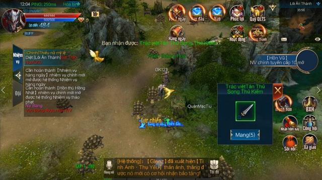 Trải nghiệm Chúa Nhẫn Mobile - Game hành động đỉnh cao - Ảnh 4.