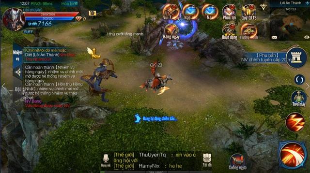 Trải nghiệm Chúa Nhẫn Mobile - Game hành động đỉnh cao - Ảnh 2.