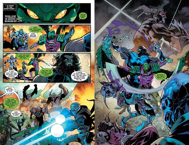 Sentry sẽ trở thành thủ lĩnh của đội Avengers đến từ... Vũ Trụ Ung Thư - Ảnh 5.