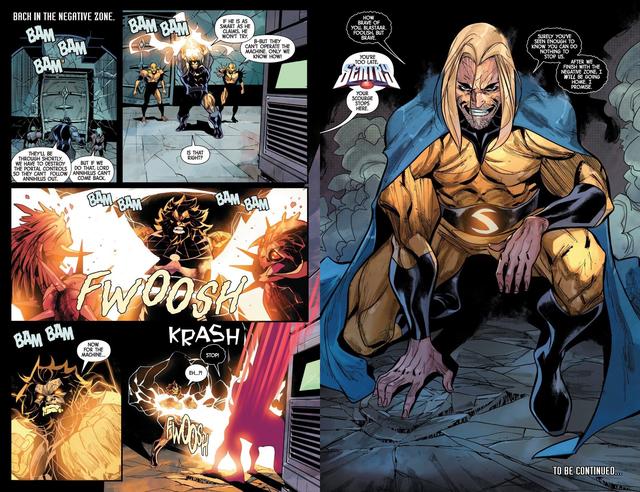 Sentry sẽ trở thành thủ lĩnh của đội Avengers đến từ... Vũ Trụ Ung Thư - Ảnh 7.