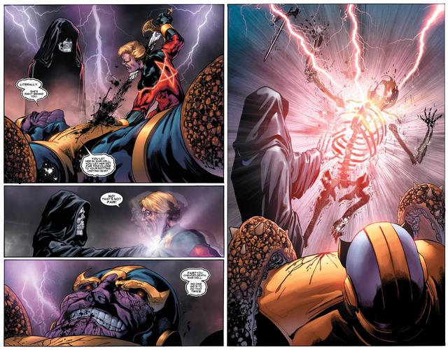 Sentry sẽ trở thành thủ lĩnh của đội Avengers đến từ... Vũ Trụ Ung Thư - Ảnh 4.