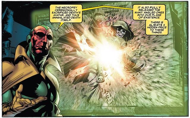 Sentry sẽ trở thành thủ lĩnh của đội Avengers đến từ... Vũ Trụ Ung Thư - Ảnh 2.