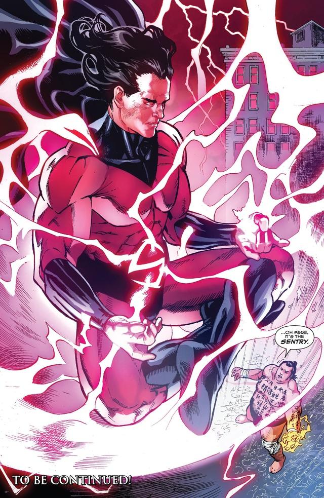 Sentry sẽ trở thành thủ lĩnh của đội Avengers đến từ... Vũ Trụ Ung Thư - Ảnh 8.