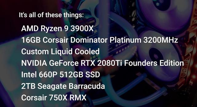 Bộ PC độ phong cách Cyberpunk 2077 đẹp chết ngất mà mạnh cũng phát khùng có giá loanh quanh 150 triệu đồng - Ảnh 6.