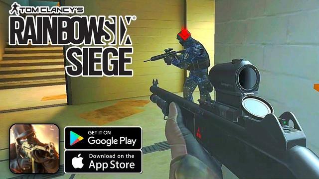 Sau Call of Duty, lại có bom tấn FPS mới xuất hiện trên mobile - Ảnh 1.