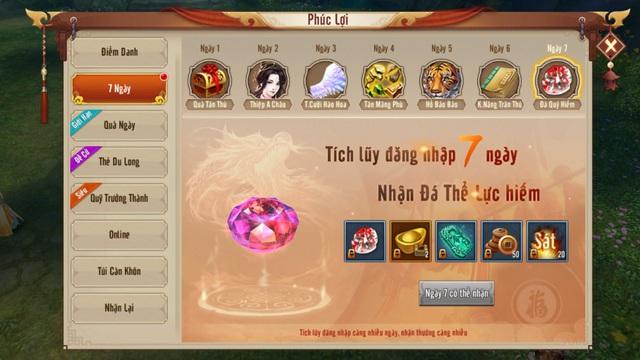 Chỉ sau vài ngày ra mắt, cộng đồng game thủ Tân Thiên Long Mobile đã phát cuồng vì ưu đãi miễn phí cực ngọt nước của phiên bản mới - Ảnh 2.