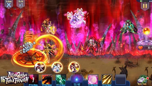 Mệt mỏi vì cày kéo game nhập vai? Chơi thử thể loại Tower Defense diệt quỷ vui hết nấc này xem - Ảnh 3.