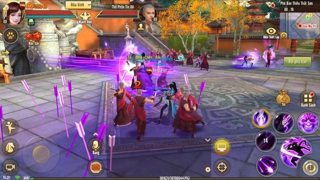 Chỉ sau vài ngày ra mắt, cộng đồng game thủ Tân Thiên Long Mobile đã phát cuồng vì ưu đãi miễn phí cực ngọt nước của phiên bản mới - Ảnh 3.