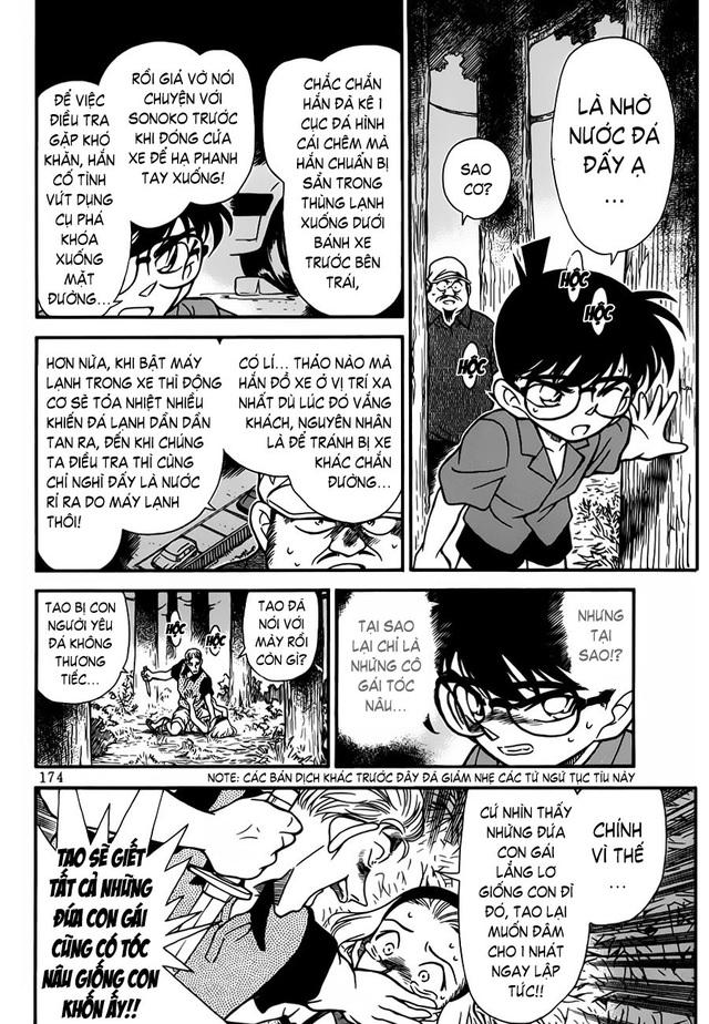 Những vụ án ngớ ngẩn nhất trong Thám tử Conan - Ảnh 3.