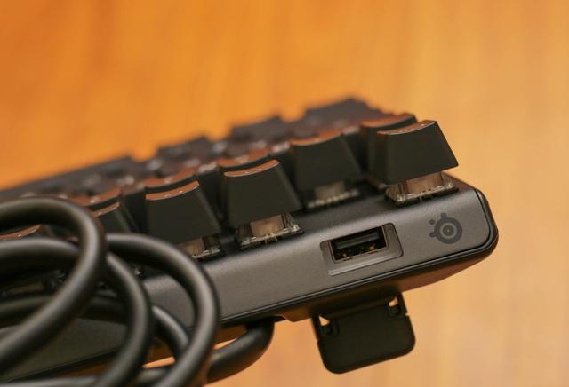 Đánh giá SteelSeries Apex Pro: Đắt nhưng xắt ra miếng, tuyệt vời với giá 5 triệu đồng - Ảnh 8.