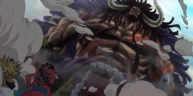 One Piece: Kaido và 5 hải tặc sừng sỏ mà Luffy vẫn chưa thể đánh bại hiện nay - Ảnh 1.