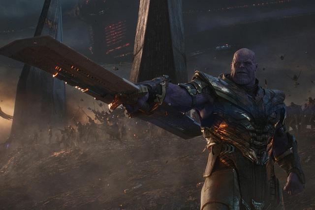 Thanos đáng lẽ đã có một cuộc chiến hoành tráng với chủng tộc ngoài hành tinh trong Avengers: Endgame - Ảnh 2.