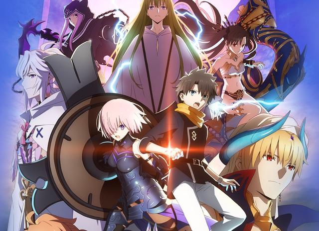 Fate/Grand Order và top 10 anime mùa thu 2019 được khán giả xem nhiều nhất hiện nay - Ảnh 2.