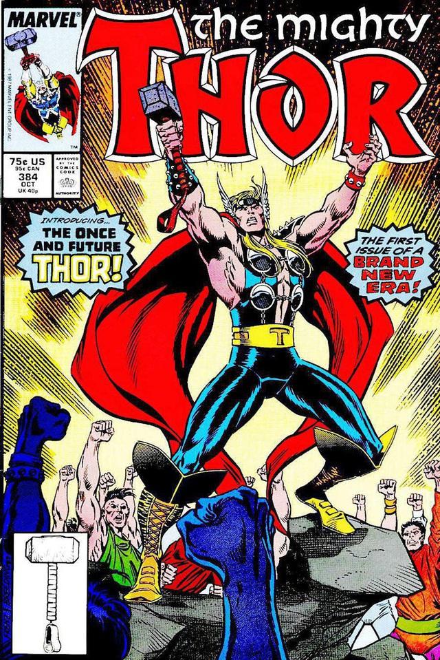 Jane Foster và 5 phiên bản Thần Sấm khác nhau có thể xuất hiện trong Thor: Love and Thunder - Ảnh 4.