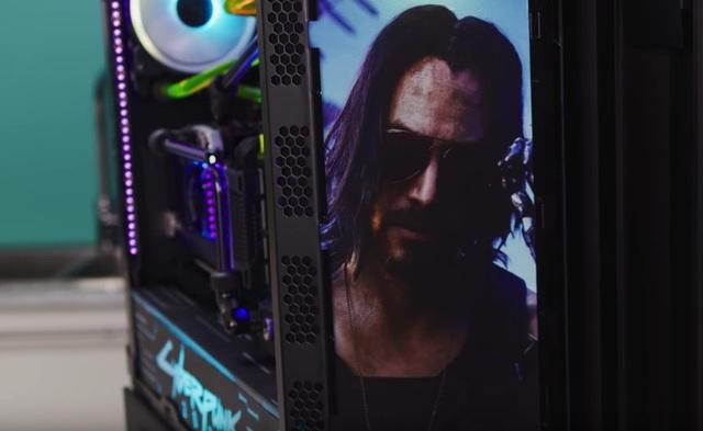 Bộ PC độ phong cách Cyberpunk 2077 đẹp chết ngất mà mạnh cũng phát khùng có giá loanh quanh 150 triệu đồng - Ảnh 3.