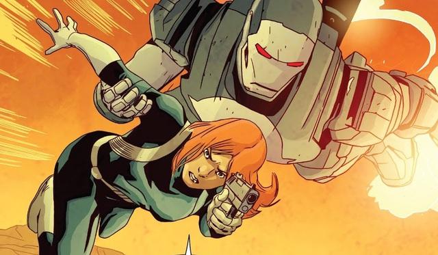 Black Widow sẽ xỏ giáp War Machine, trở thành... War Widow vào cuối năm nay - Ảnh 3.