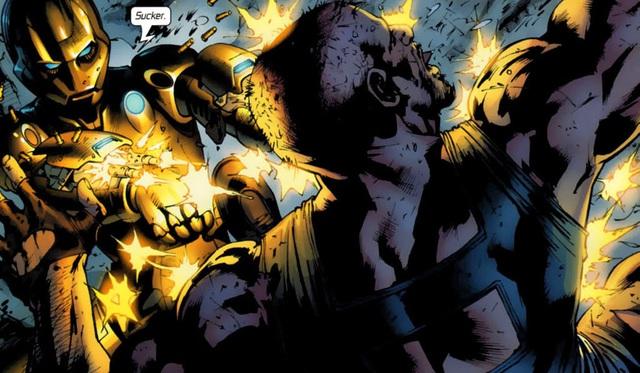 Black Widow sẽ xỏ giáp War Machine, trở thành... War Widow vào cuối năm nay - Ảnh 5.