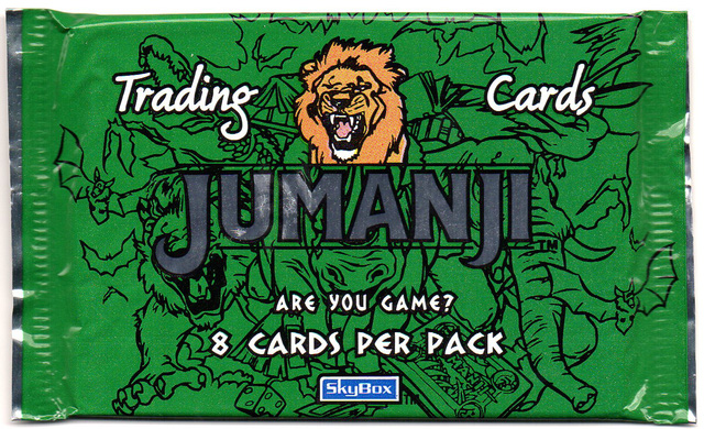 Jumanji đã chuyển mình từ phim ra game như thế nào? - Ảnh 6.