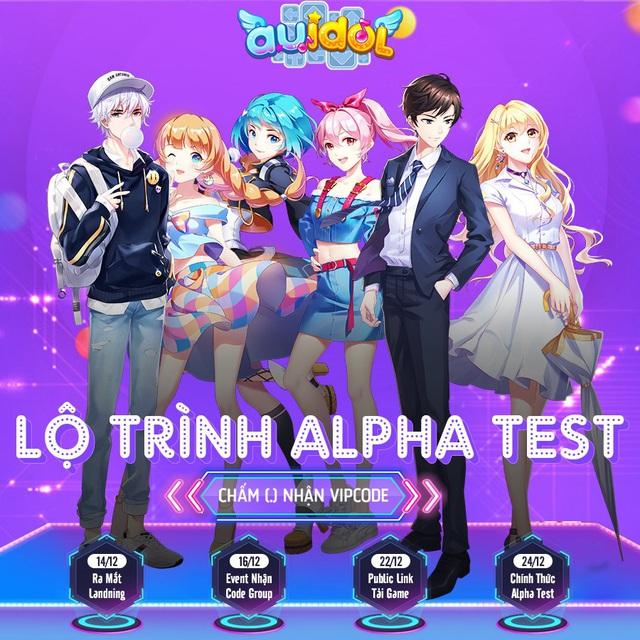HOT: Game vũ đạo 3D thả thính don't care giới tính Au iDol sẽ Alpha Test đúng Giáng Sinh 24/12, tặng FREE thời trang 5 sao - Ảnh 1.