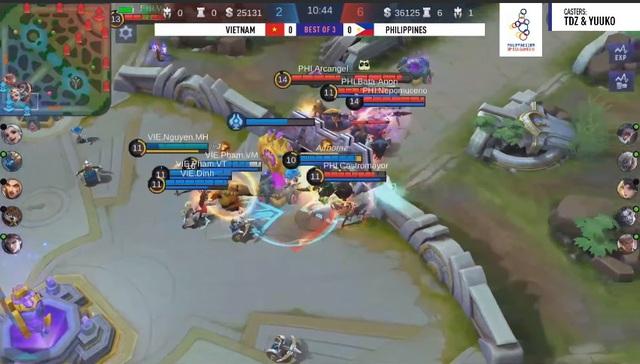 Đội tuyển quốc gia Mobile Legends: Bang Bang Việt Nam kết thúc hành trình SEA Games 30 - Xuất sắc lọt Top 4 đội mạnh nhất - Ảnh 3.