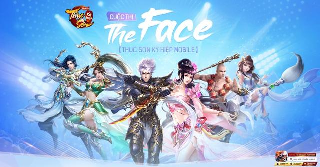 The Face: Cuộc thi sắc đẹp chính thức đổ bộ Thục Sơn Kỳ Hiệp Mobile, phần thưởng là muốn du lịch ở đâu cũng được - Ảnh 1.